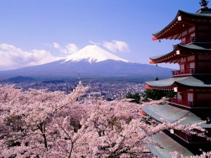 Japan mountain